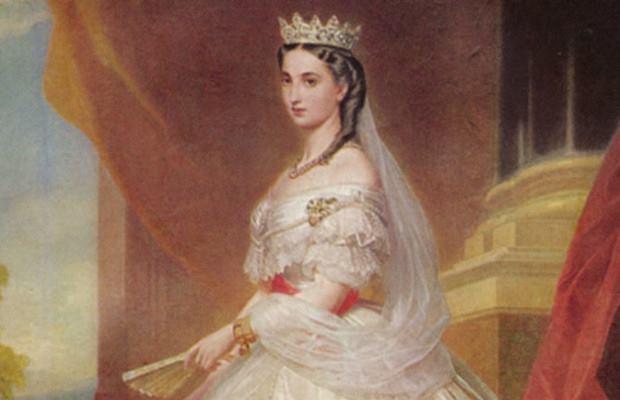 La visita de una emperatriz europea a Yucatán