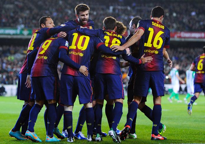 Barcelona, obligado a ganar al Eibar