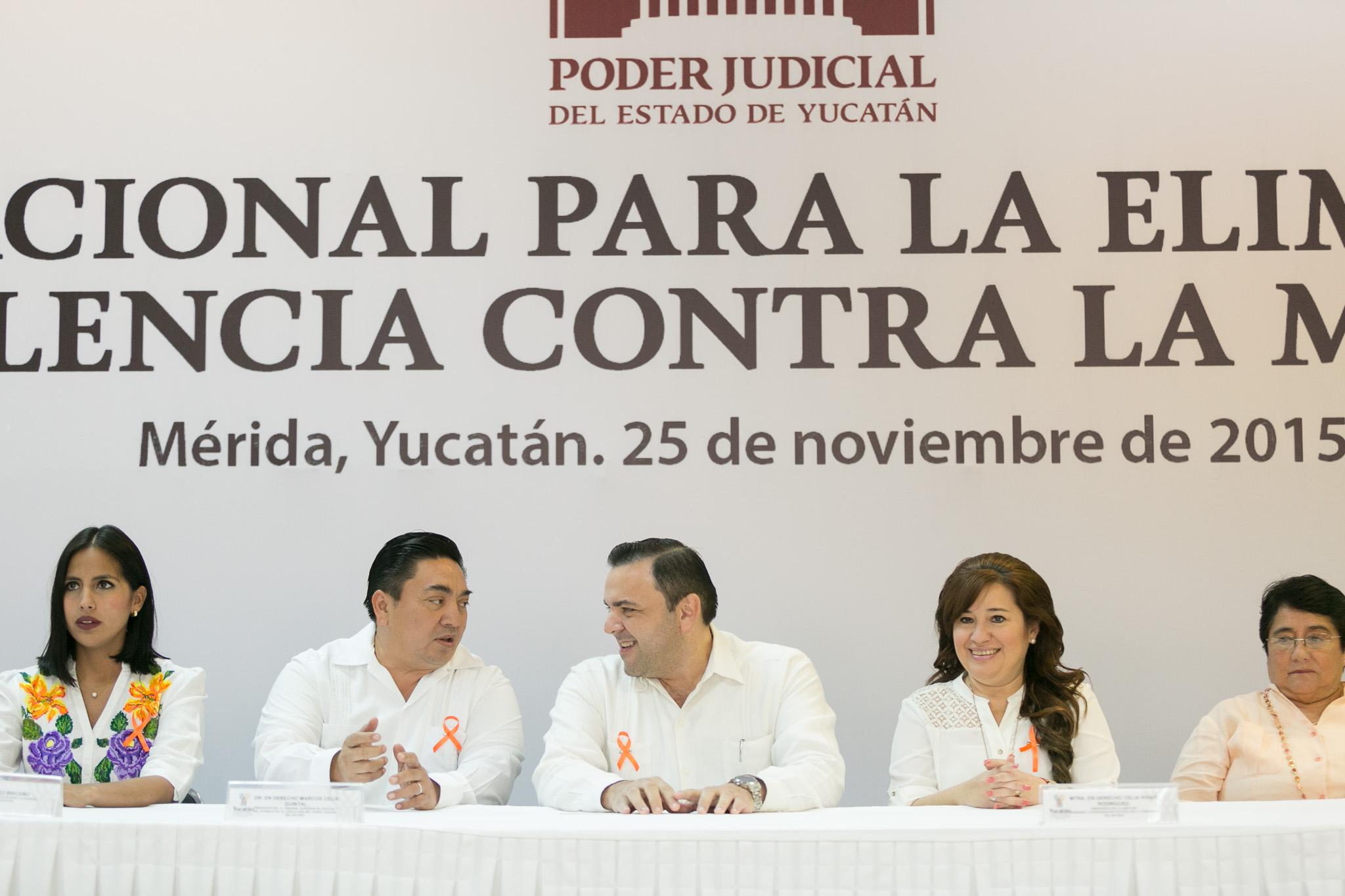 Yucatán se une a campaña internacional contra violencia de género