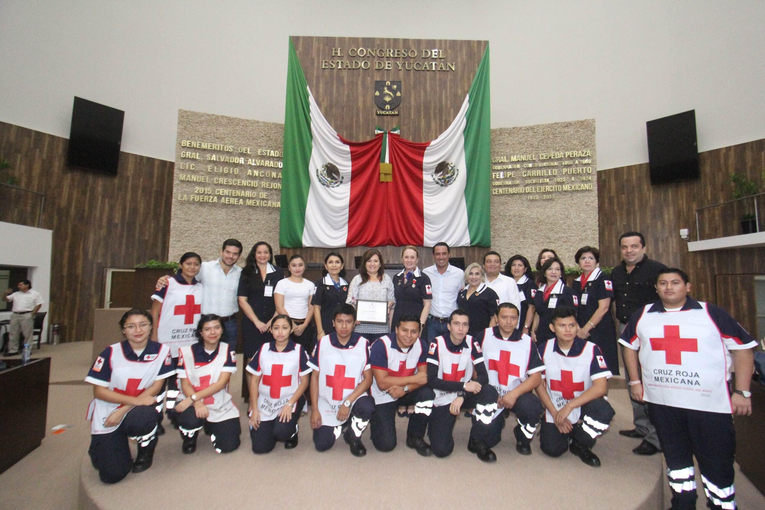 Aprueban donación de terreno para Cruz Roja en Tekax