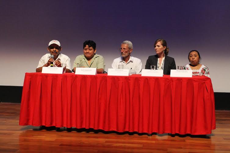 Afectación en Yucatán por cambio climático, tema de cortometraje