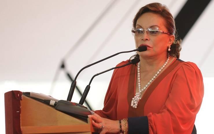 Elba Esther Gordillo crea página web sobre su caso