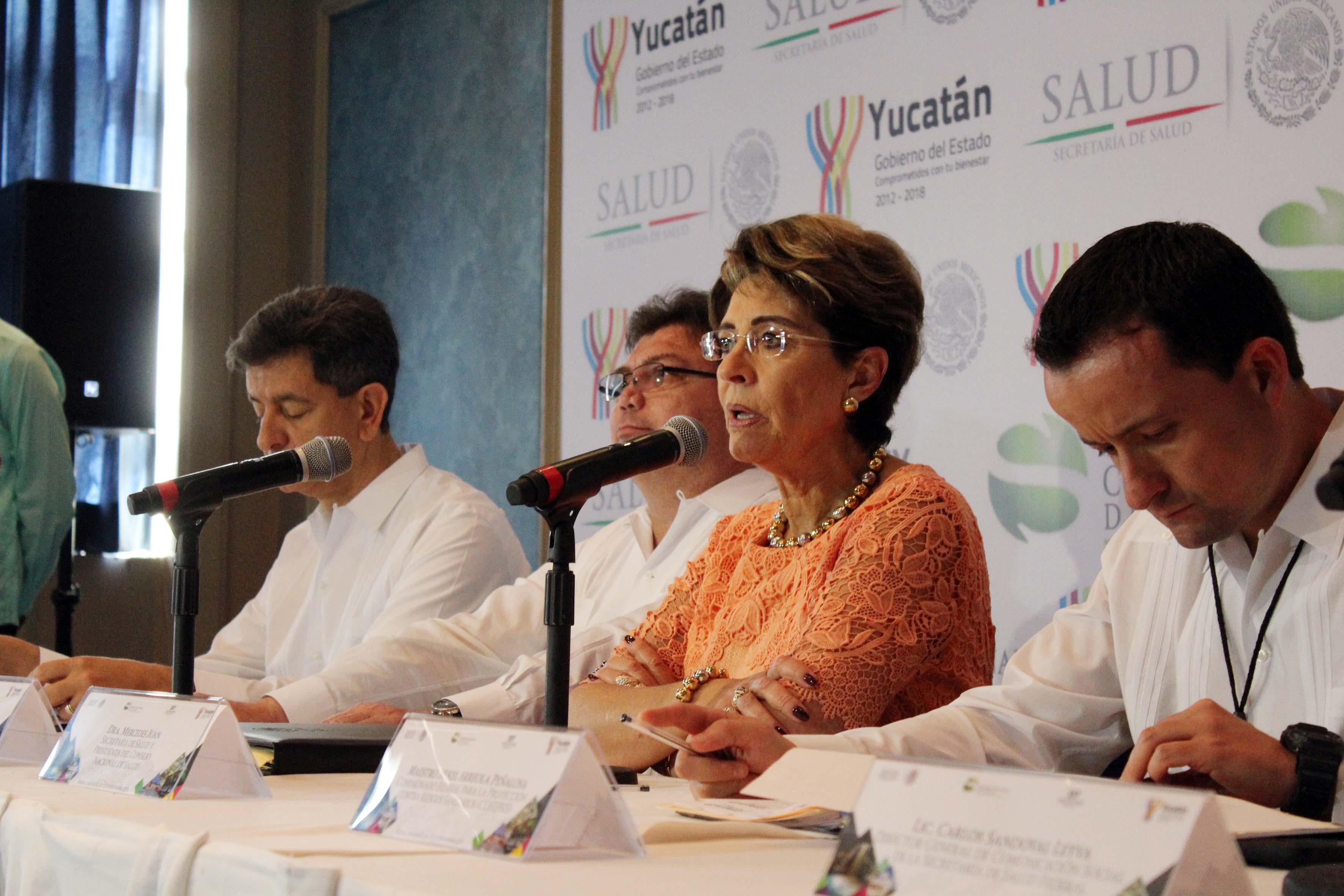 De sur a norte, el zika ya está en México