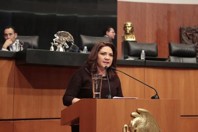 Senadora pide alerta de género en Quintana Roo