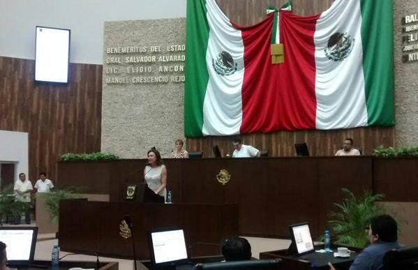 Zavala Peniche adjudica a panistas desindexación de salario mínimo