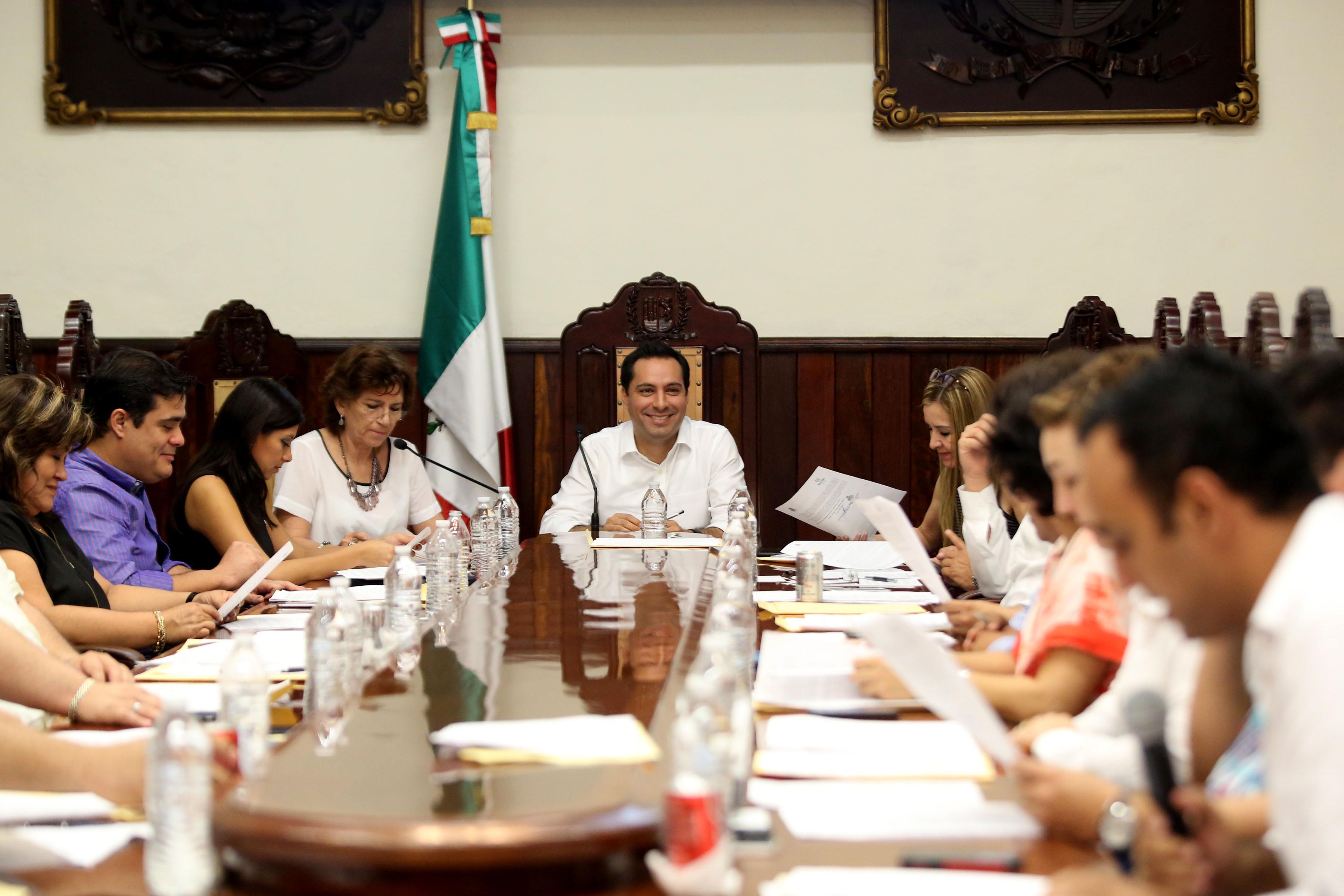 Carlos Martin Briceño, orador huésped por aniversario de Mérida