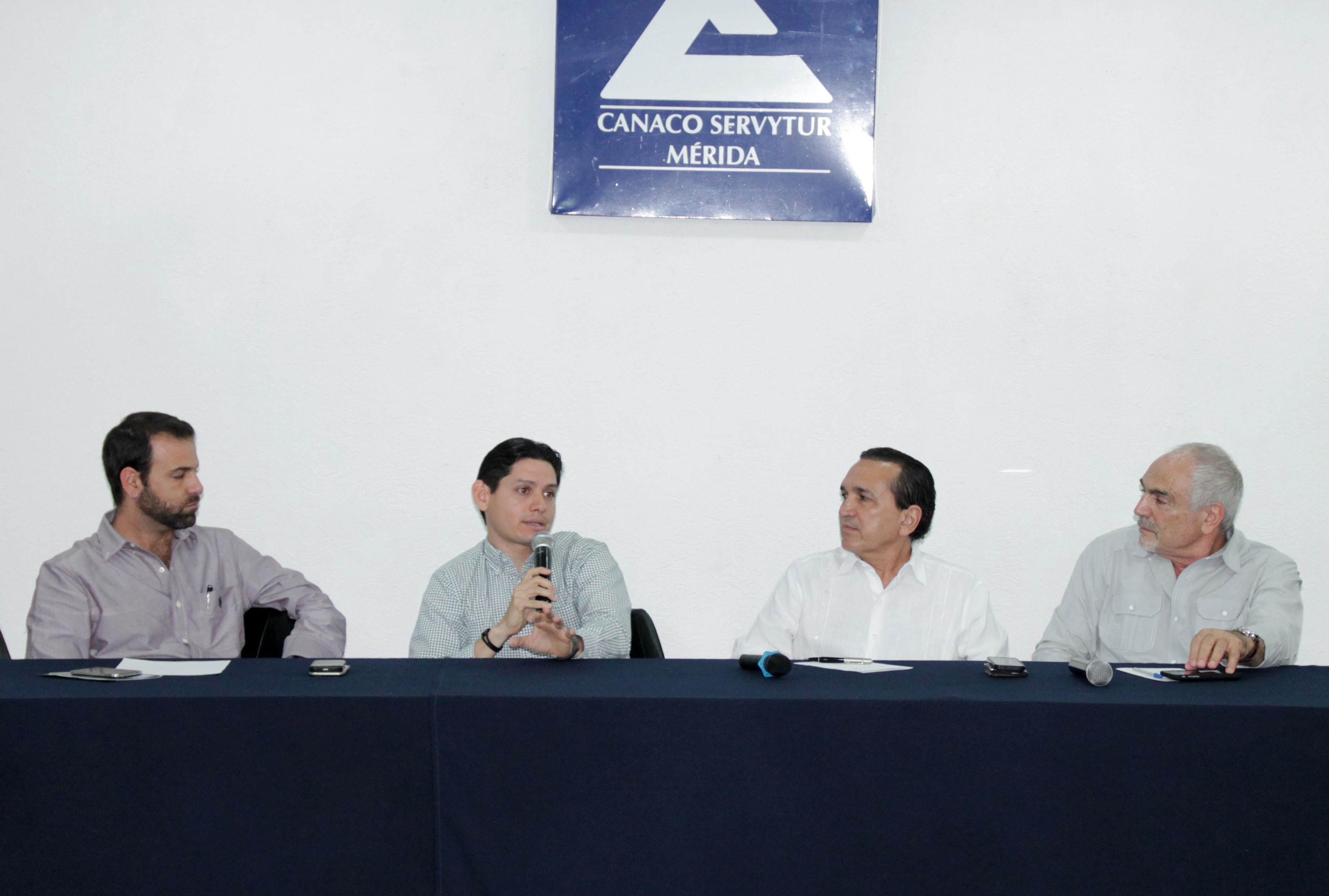 Se suma Canaco-Mérida a quejas por mal servicio en Chichén Itzá