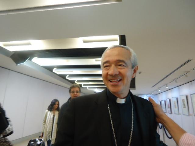 Monseñor Patrón Wong celebrará navidad en Mérida