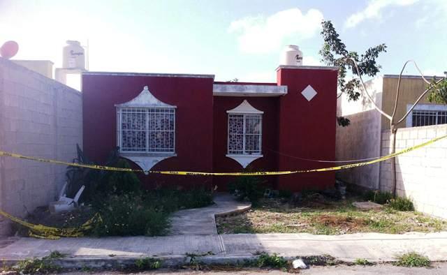 Muerto y en descomposición en Ciudad Caucel