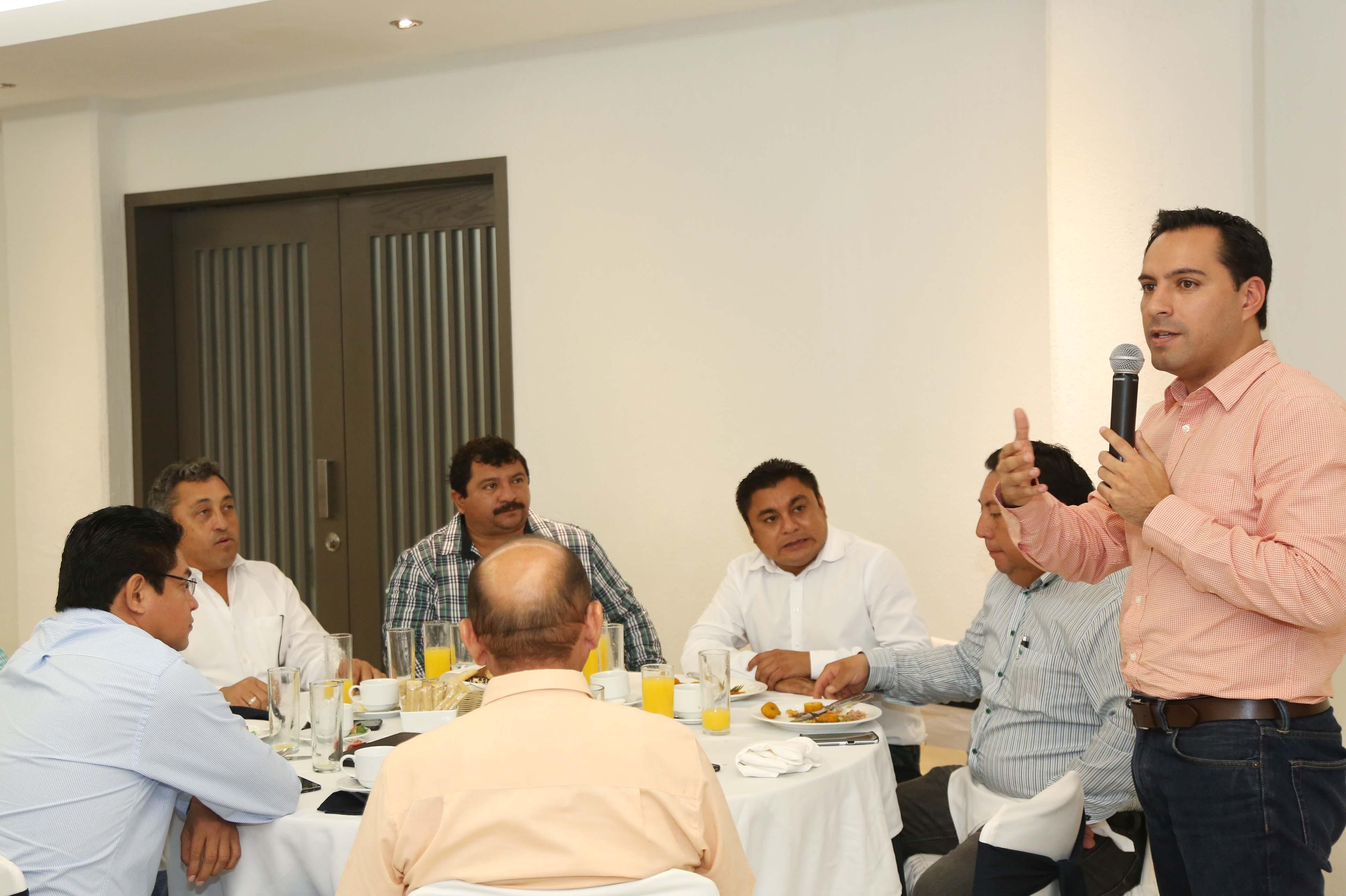 Preparan afiliación de alcaldes panistas en Yucatán