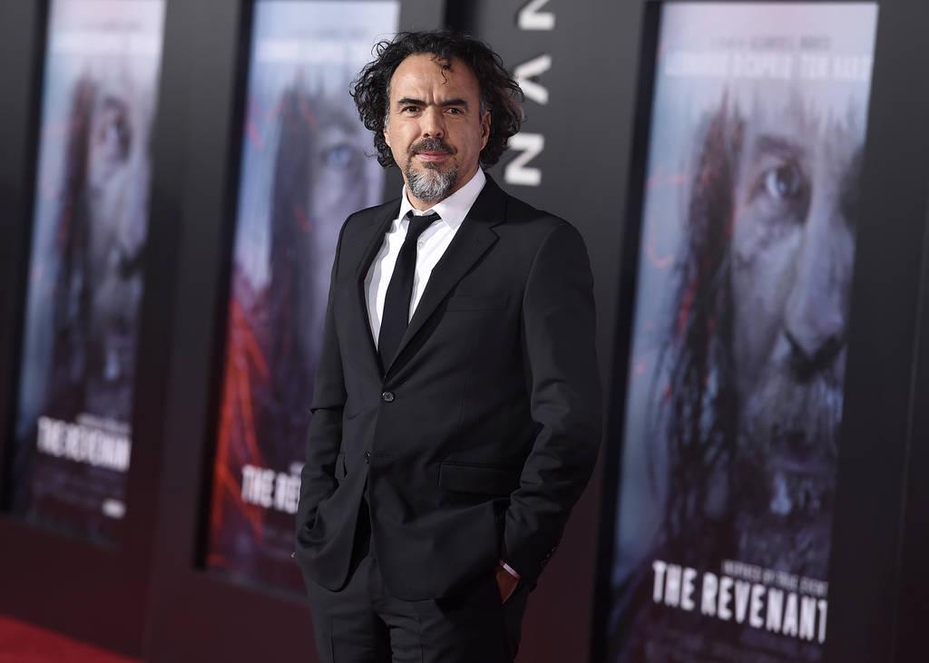 Iñárritu, en mesa redonda de los grandes de Hollywood