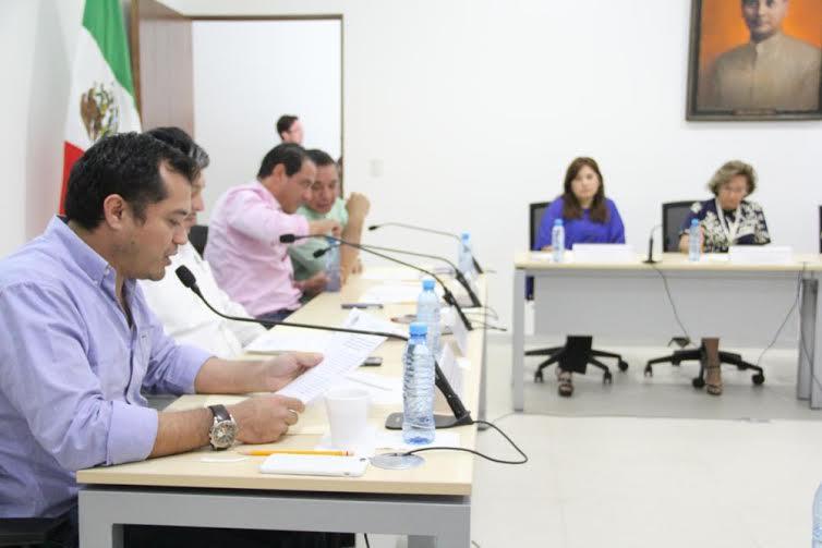 Avanza análisis de paquete fiscal en Congreso Yucatán
