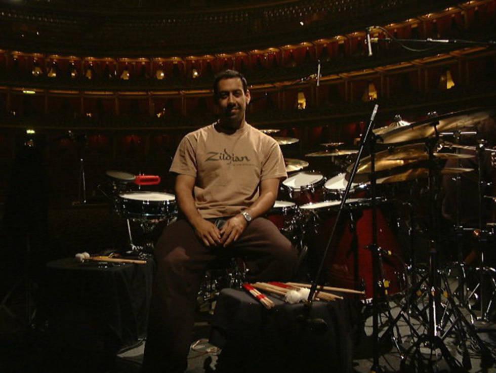 Nominan al Grammy a baterista mexicano