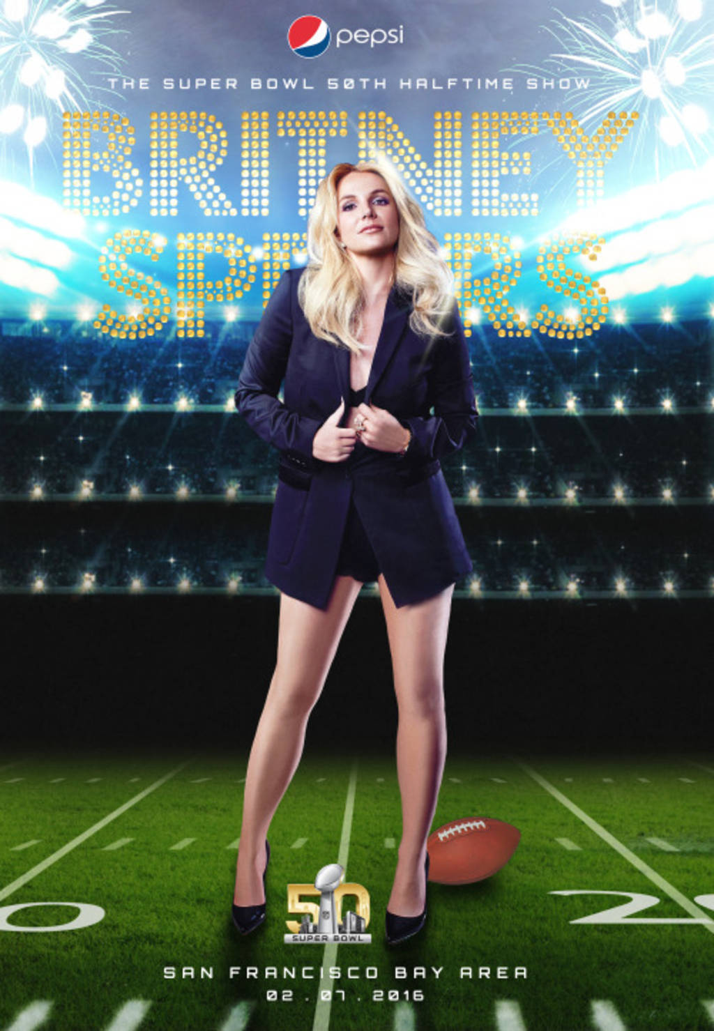 Britney Spears, ¿en el Super Bowl?
