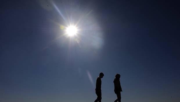 Kuwait 'se derrite'; temperaturas llegan a los 63°C