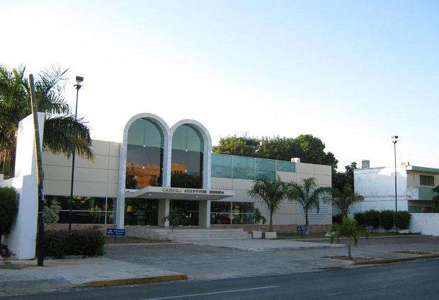 Preparan cambio en Canaco Mérida