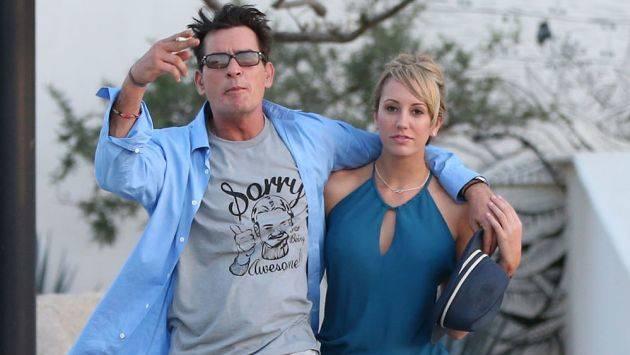 Charlie Sheen peleará contra ex actriz porno en juicio