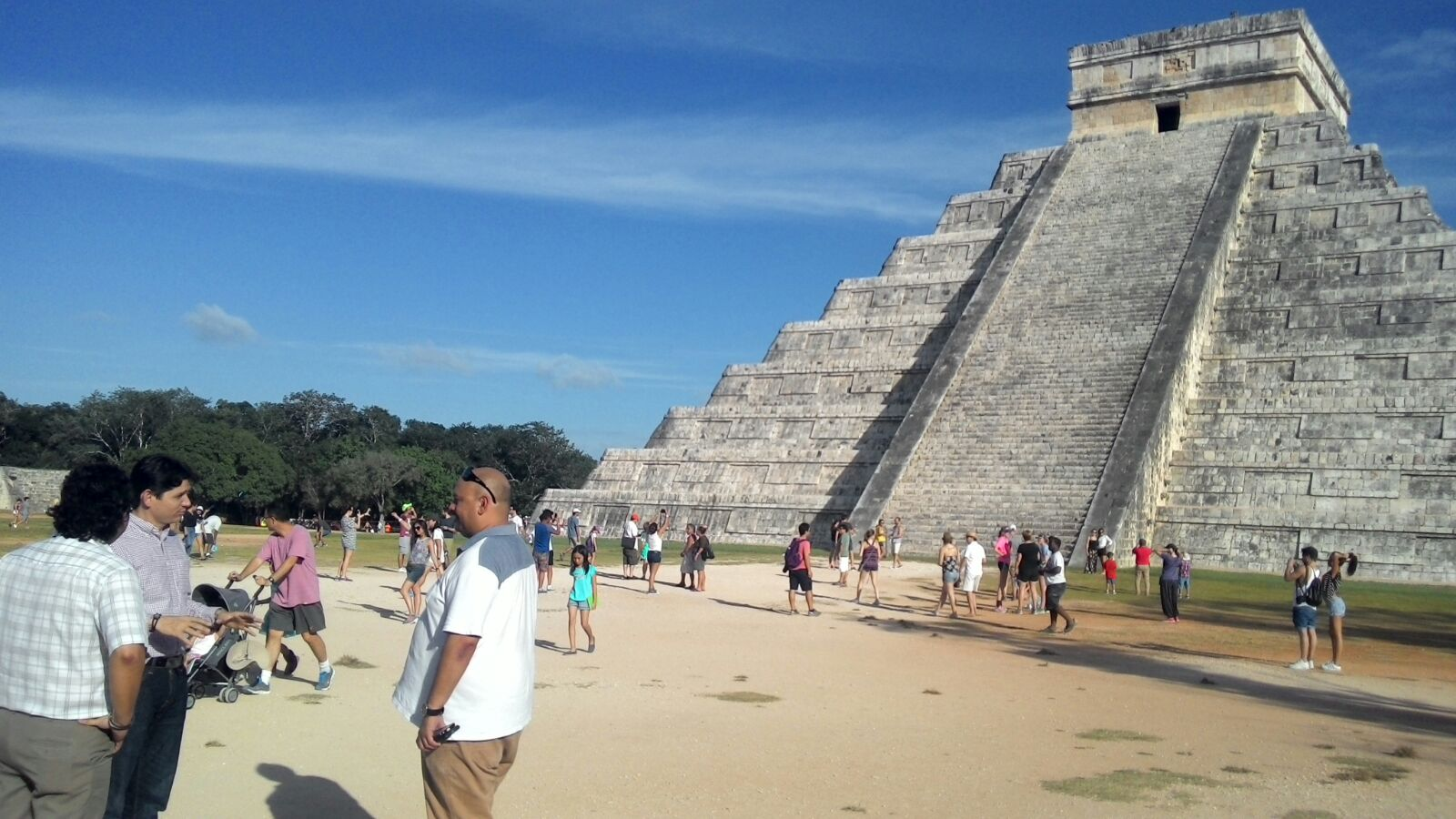 Cultur abre contacto con grupos que operan en Chichén Itzá