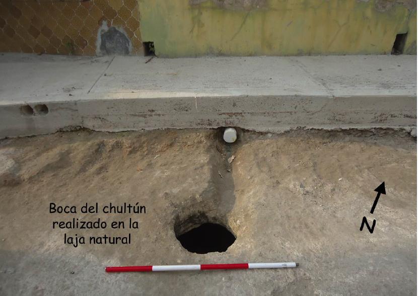 "Exploran ""chultún"" en barrio de San Francisco Campeche"