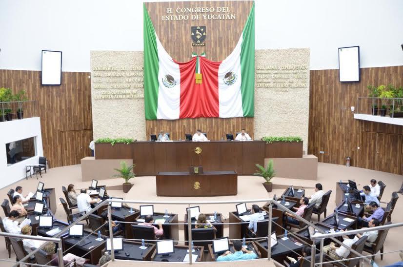 Aprueba Congreso Yucatán Paquete Fiscal 2016