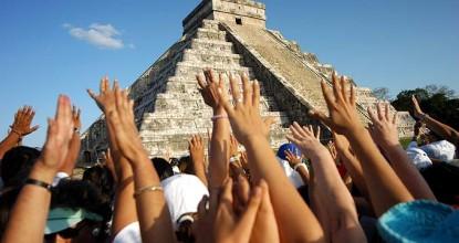 Desde este 16 de marzo podrá verse el descenso de Kukulcán en el Castillo de Chichén Itzá, una de las 7 Maravillas del Mundo moderno.