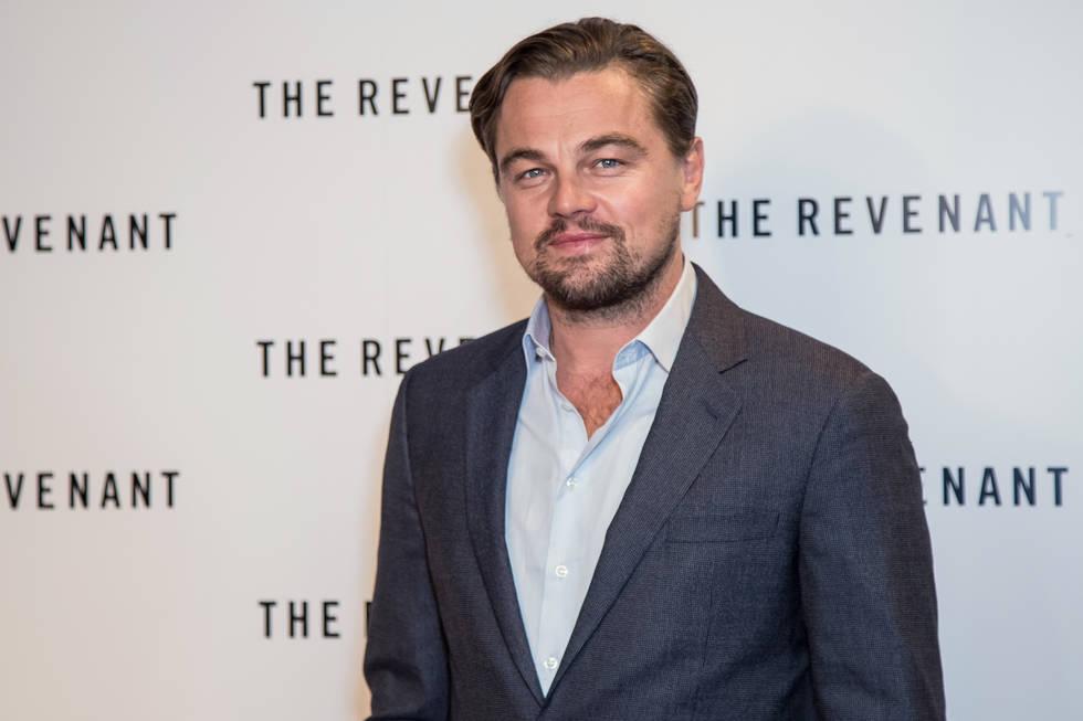 Leonardo DiCaprio estuvo tres veces cerca de la muerte