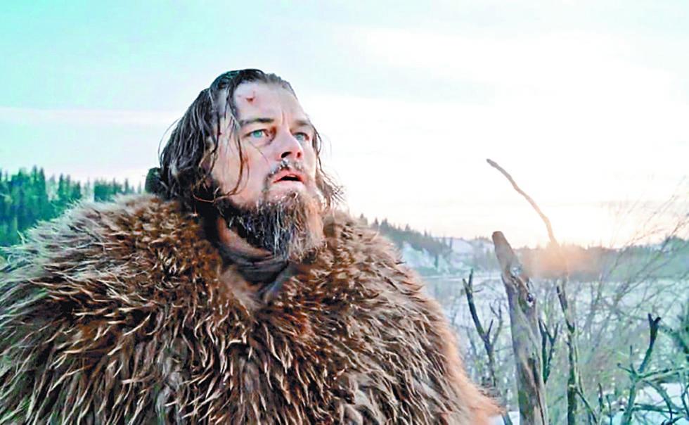A Leonardo DiCaprio le daba miedo su barba