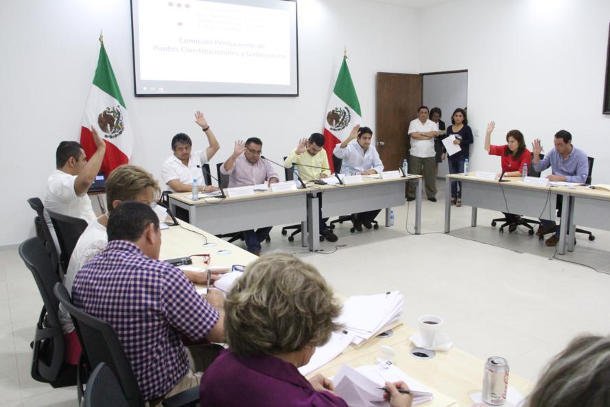 Aprueban 4 dictámenes del paquete fiscal en Yucatán