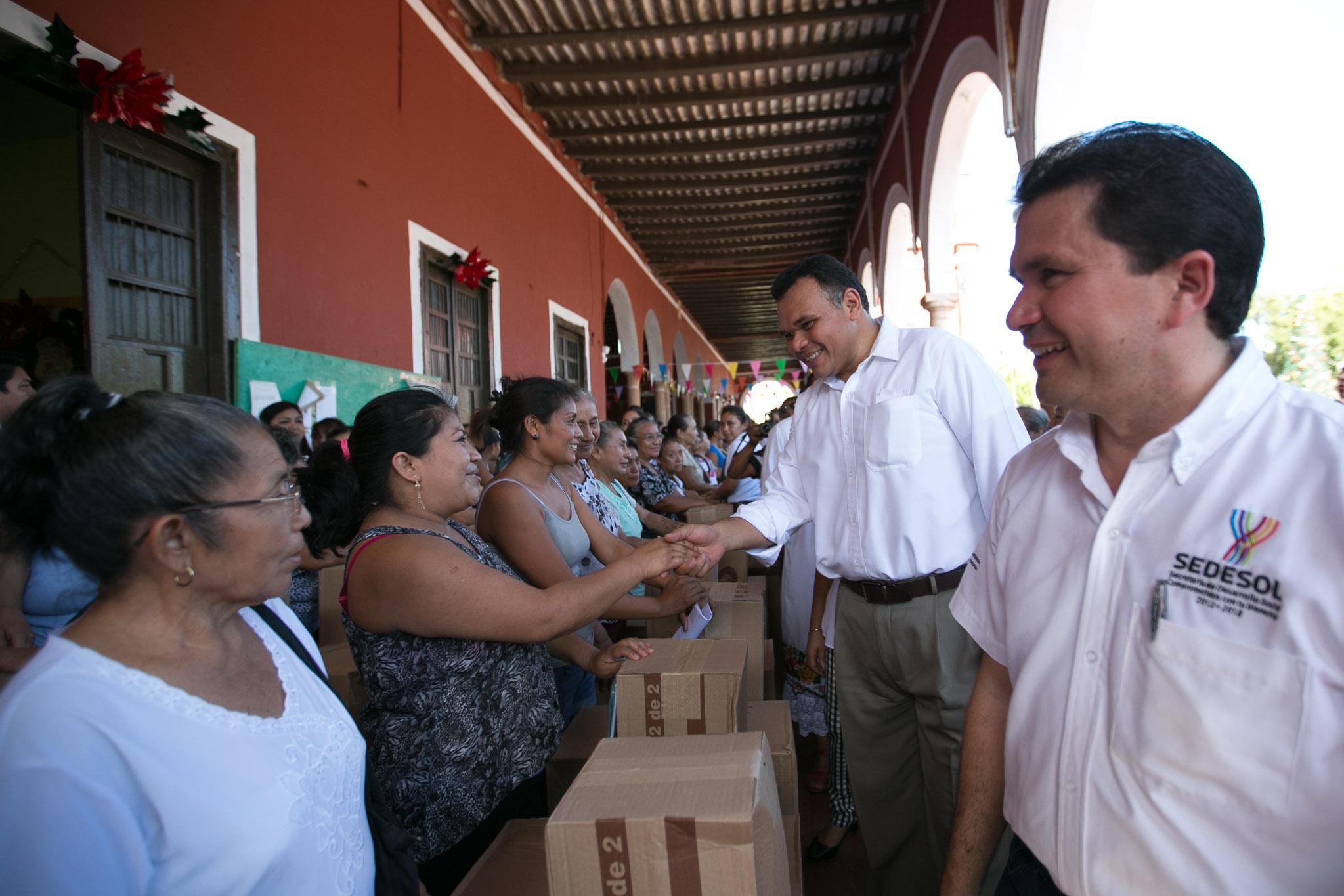 Darán estufas ecológicas a más de 17 mil familias yucatecas