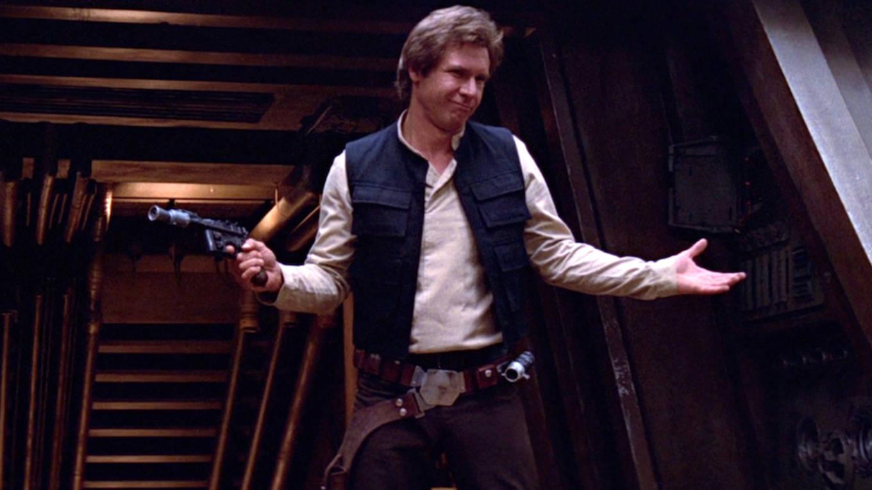 Harrison Ford estuvo a punto de rechazar papel de Han Solo