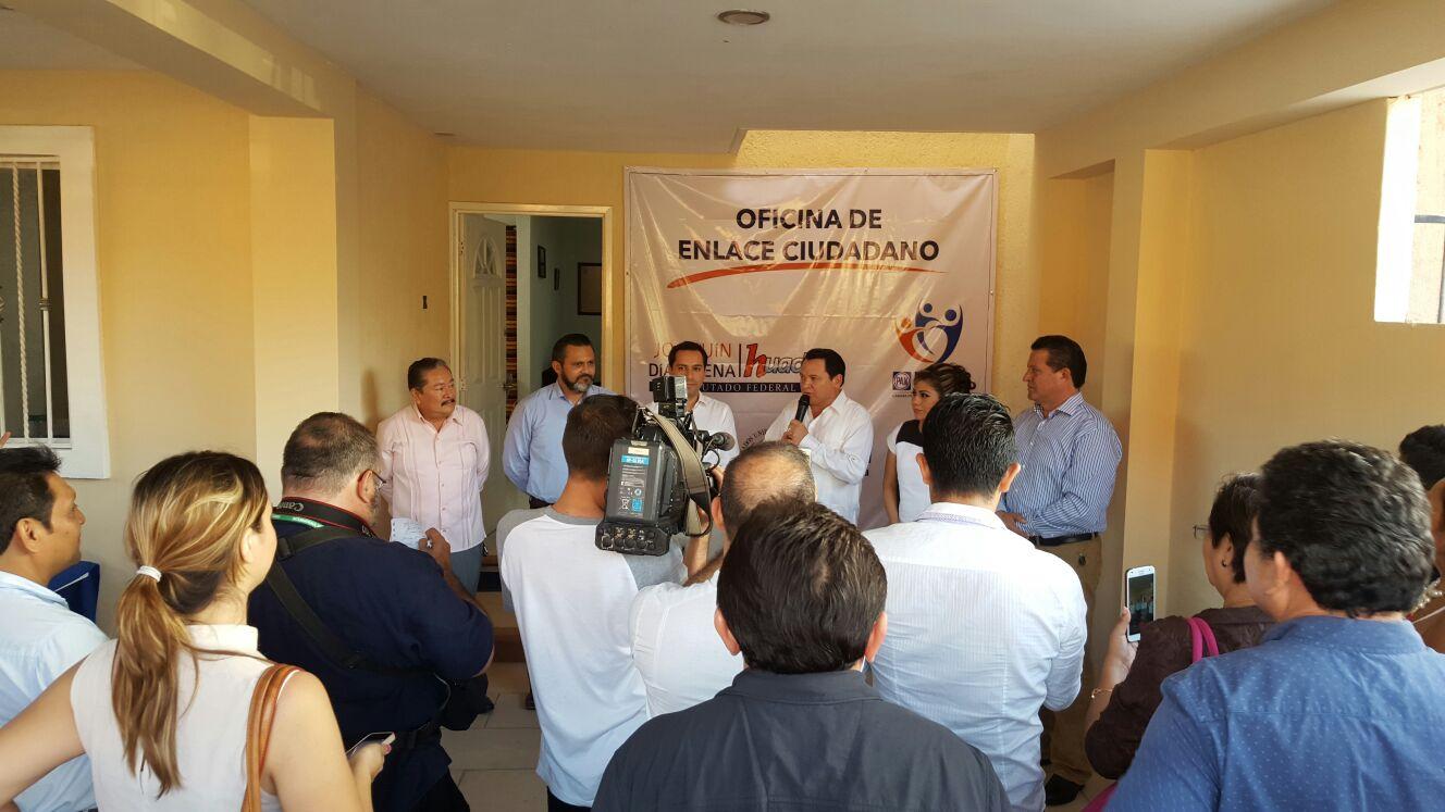 """Abre """"Huacho"""" Oficina de Enlace Ciudadano"""
