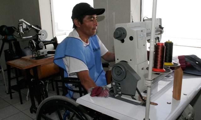 Buscan hacer obligatoria inclusión laboral por discapacidad