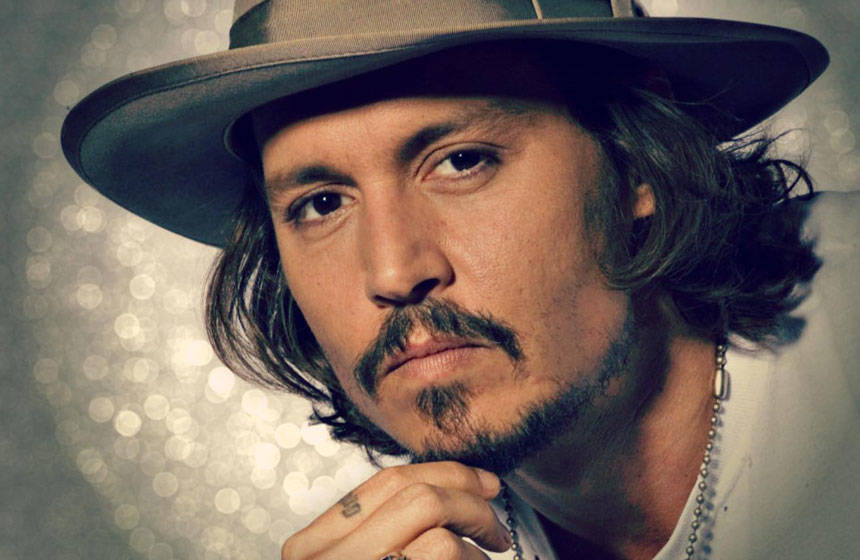 Johnny Depp es el actor menos rentable