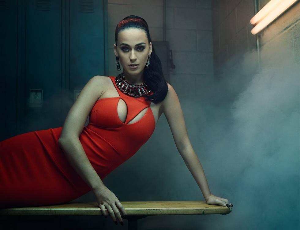 Katy Perry es la más rica del 2015, según Forbes