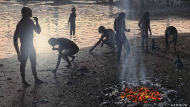 El lago que revela secretos del origen de la humanidad