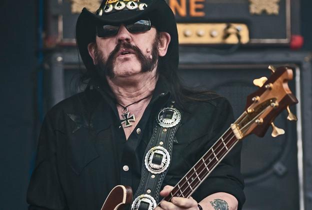 Muere Lemmy Kilmster, líder de Motörhead