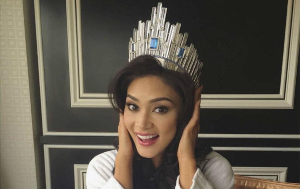 Miss Universo pide que dejen de pelear por error