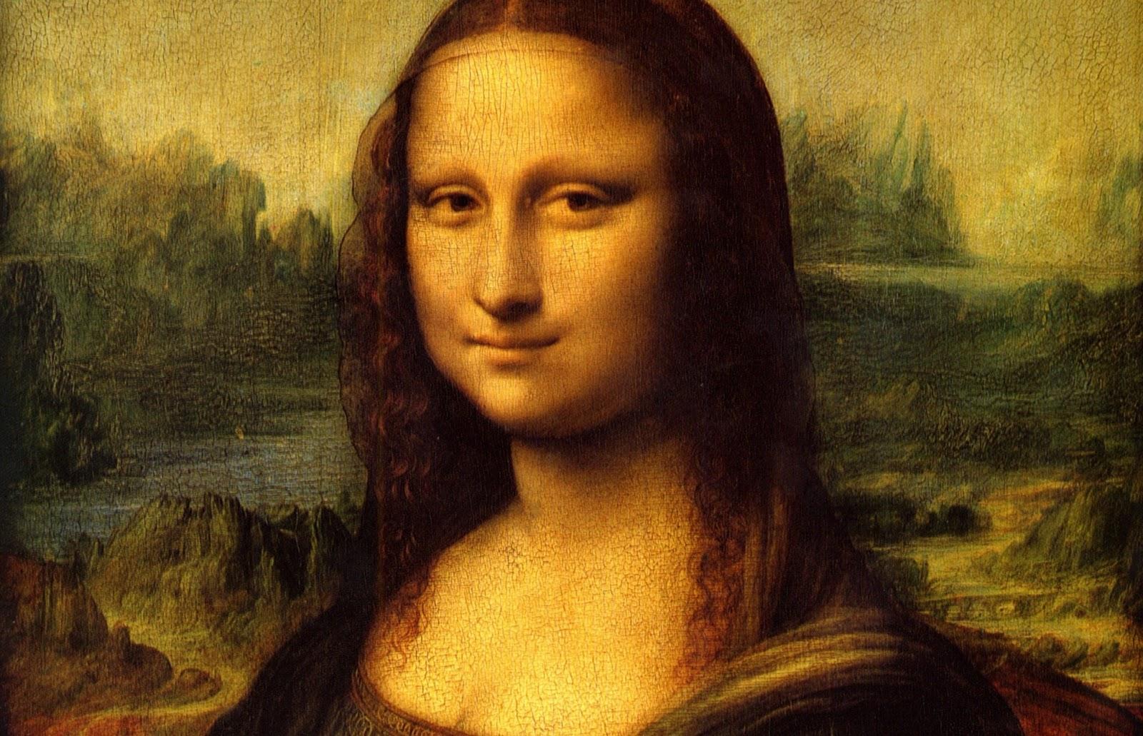 La 'Mona Lisa' esconde otra mujer
