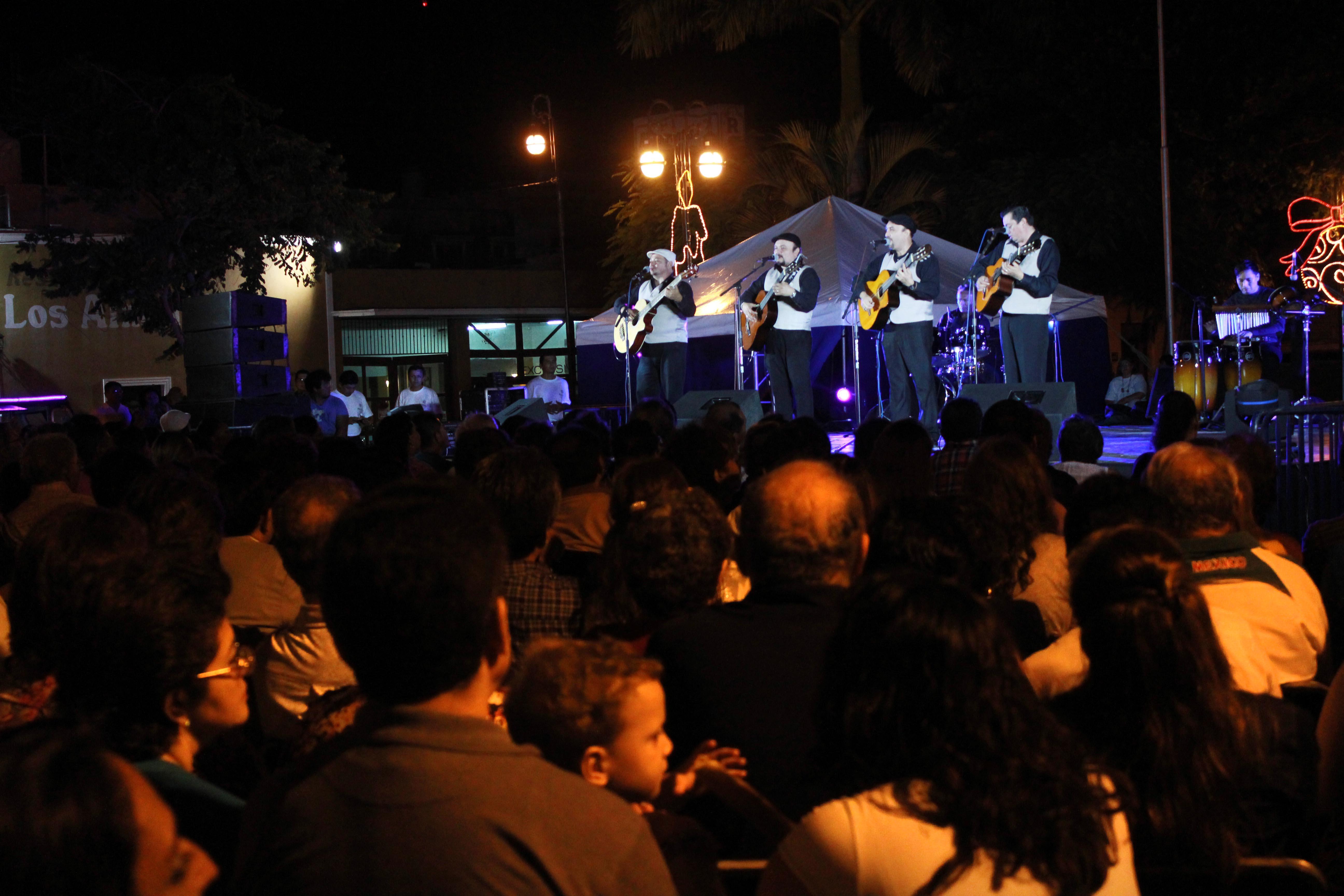 Noche Blanca de Mérida, como en grandes ciudades
