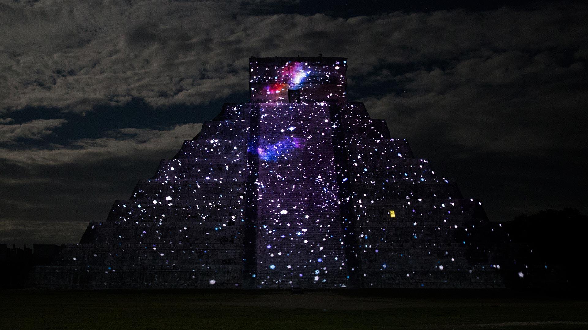 Afinan nueva fase de Noches de Kukulcán, en Chichén Itzá