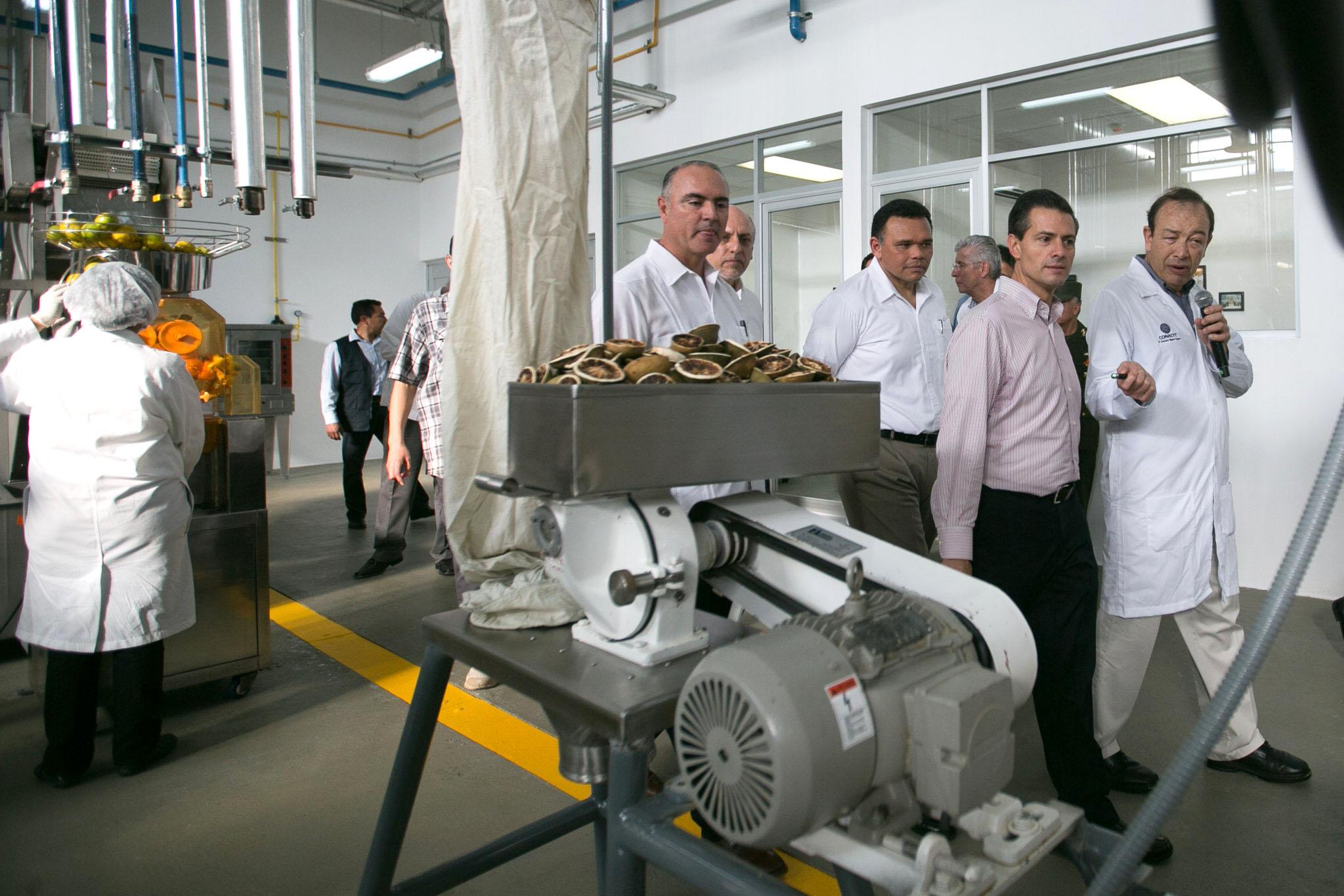 Inaugurado Parque Científico Tecnológico de Yucatán