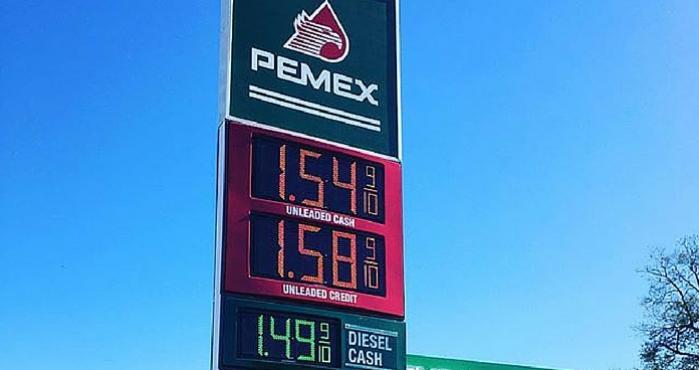 Proponen gasolina a 7 pesos como en EU