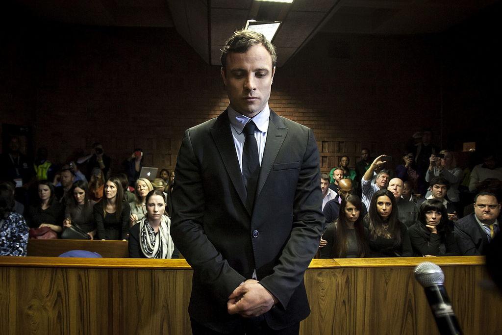 El jueves darán veredicto de caso Pistorius