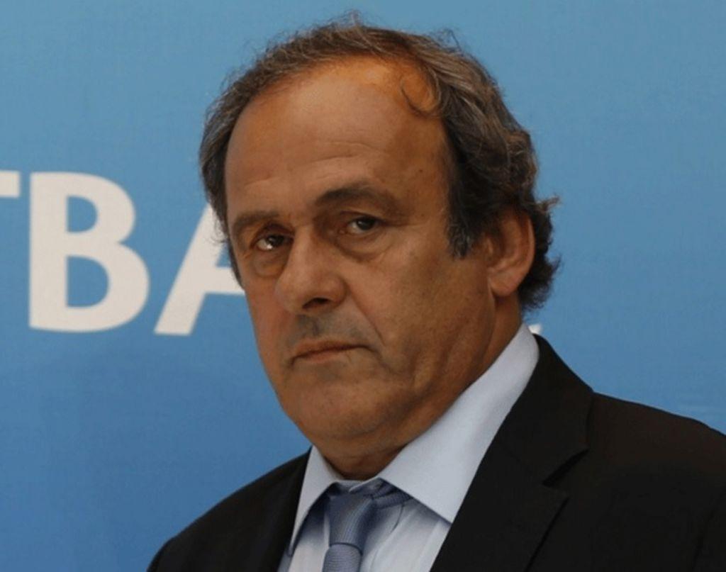 Platini apelará suspensión de 8 años