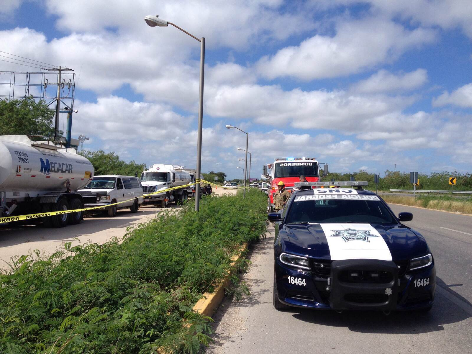 Detenidos por robo de gasolina