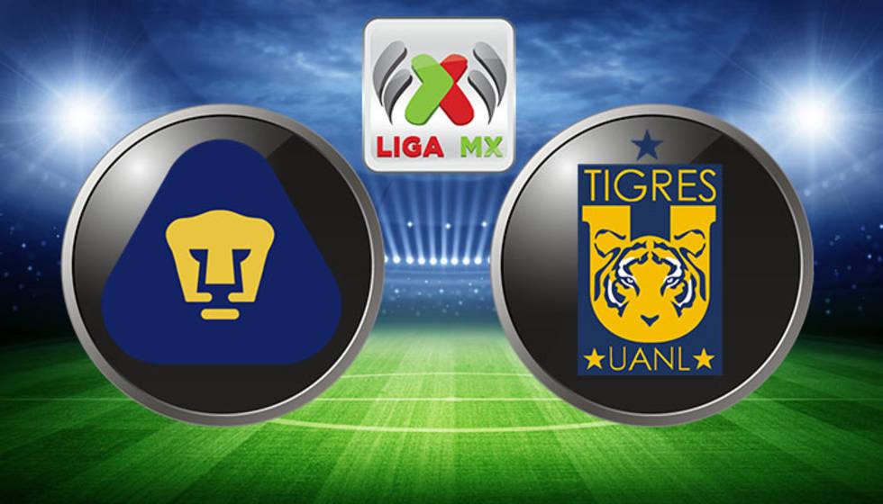 Estos son los horarios de la Final entre Pumas y Tigres