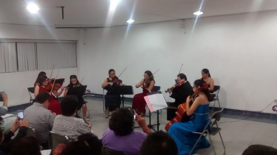 Arte en ciernes: recital de promesas yucatecas
