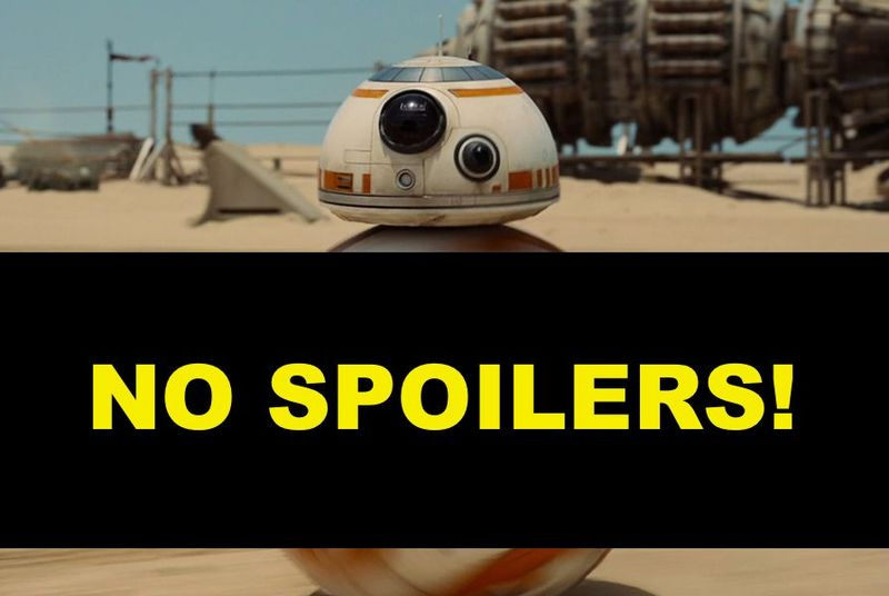 Con esta extensión para Chrome evitarás spoilers de Star Wars