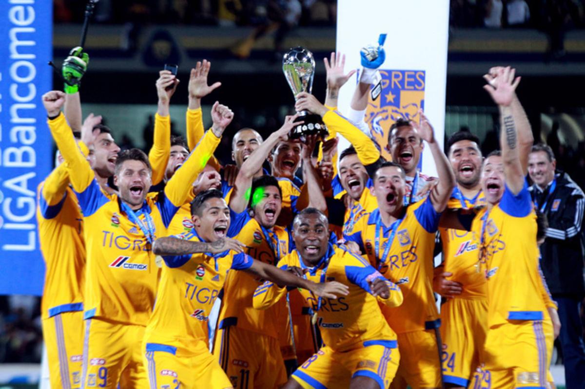 Tigres de la UANL campeón del futbol mexicano