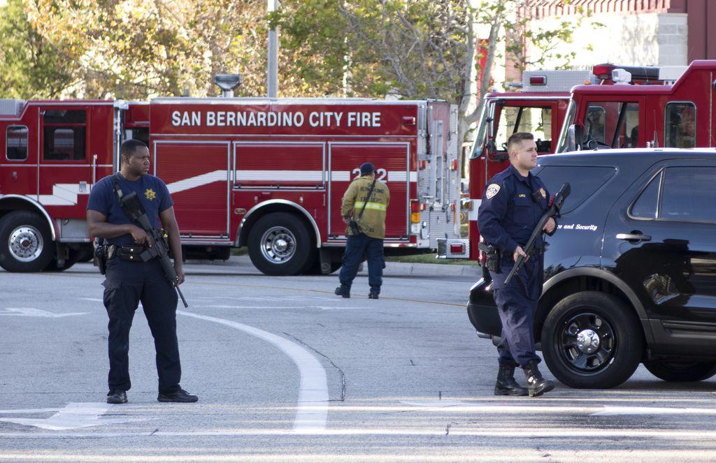 Confirman víctima mexicana en tiroteo de San Bernardino